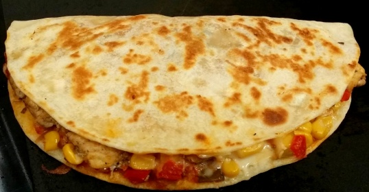 Chicken Quesadilla2
