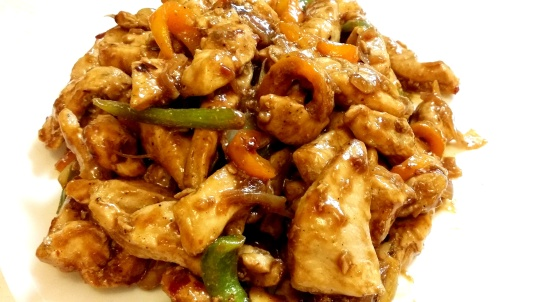 stir fried chicken6