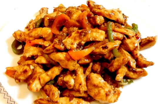 stir fried chicken7