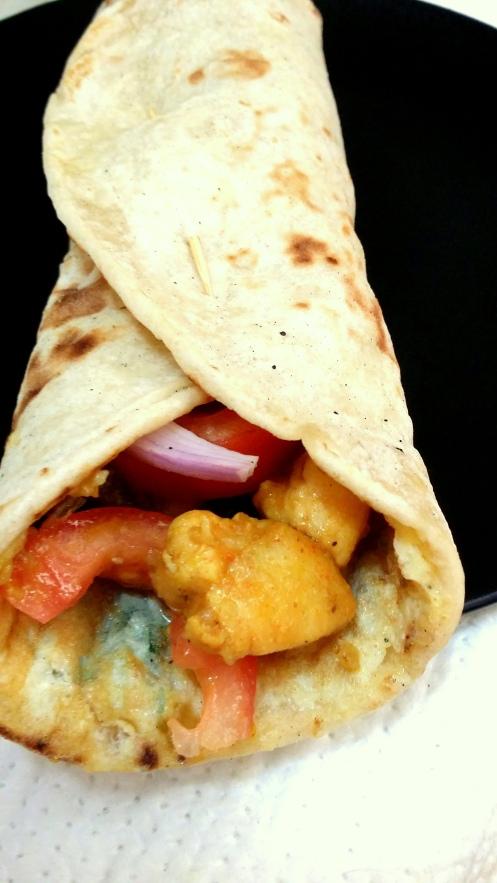 chicken-kathi-roll